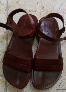 holy land leather Sandal's style from Jerusalem